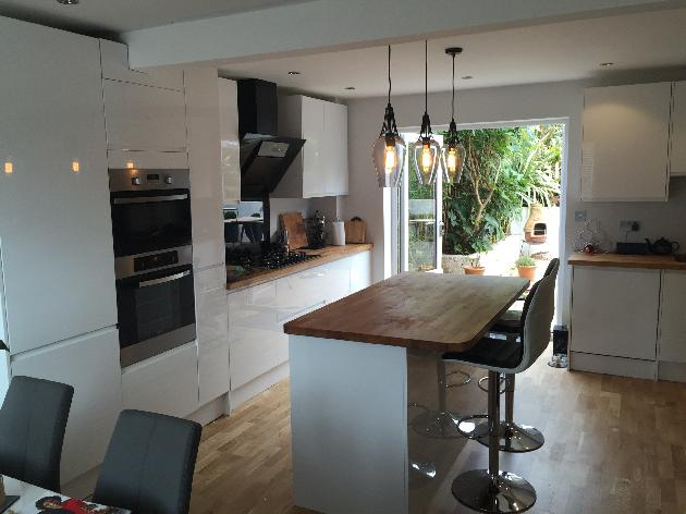 Fully Fitted Kitchen - Riverslea Road Coventry